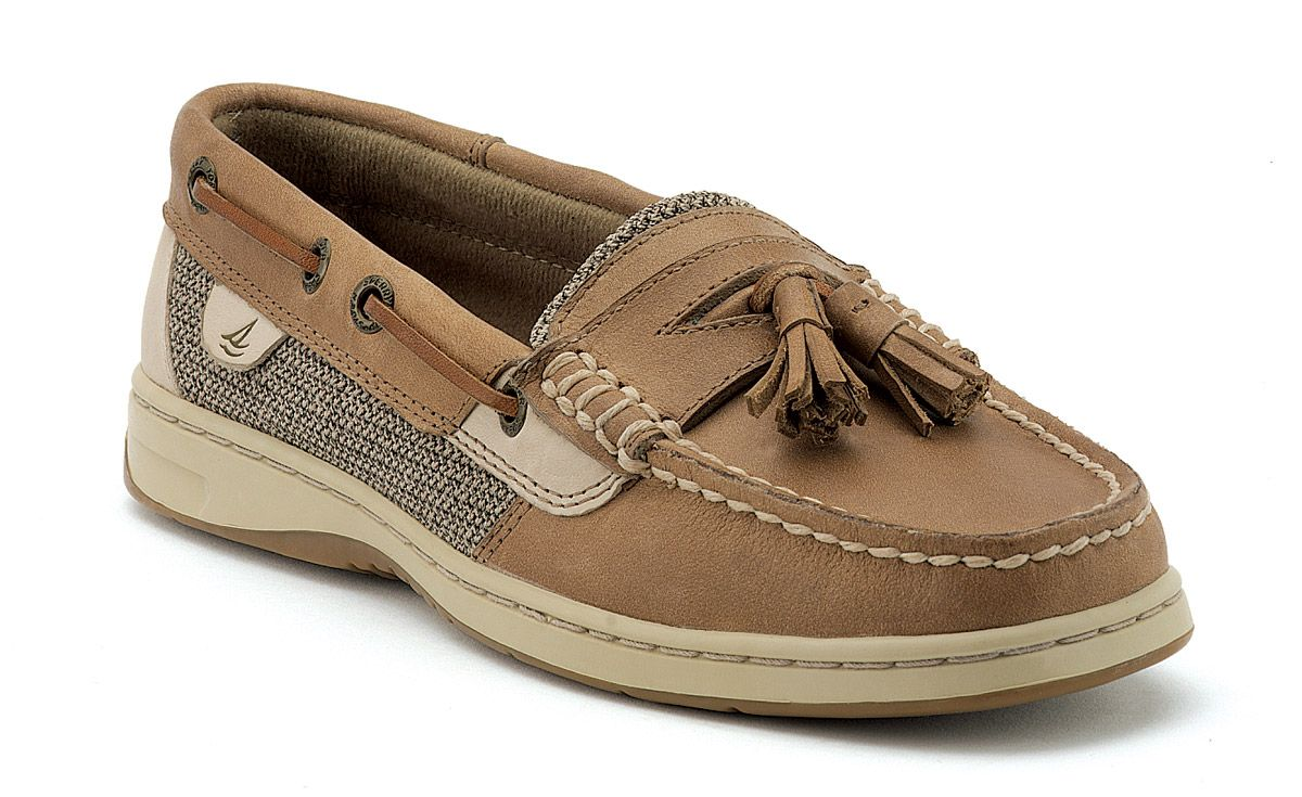 Sperry Tasselfish Slip On: I love this purchase. Totally worth the money for the quality and comfort of this shoe! Plus, it's so cute! Tassels FTW! <3