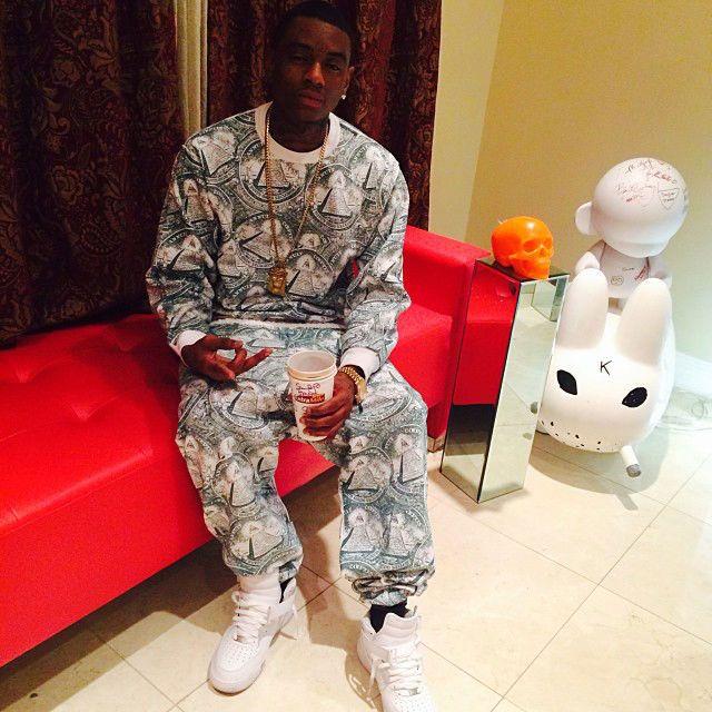 soulja boy air force 1