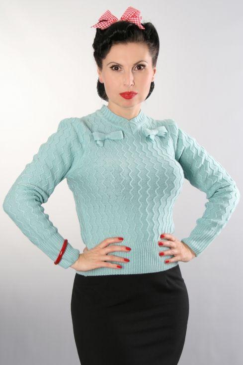 Sweater lightblue