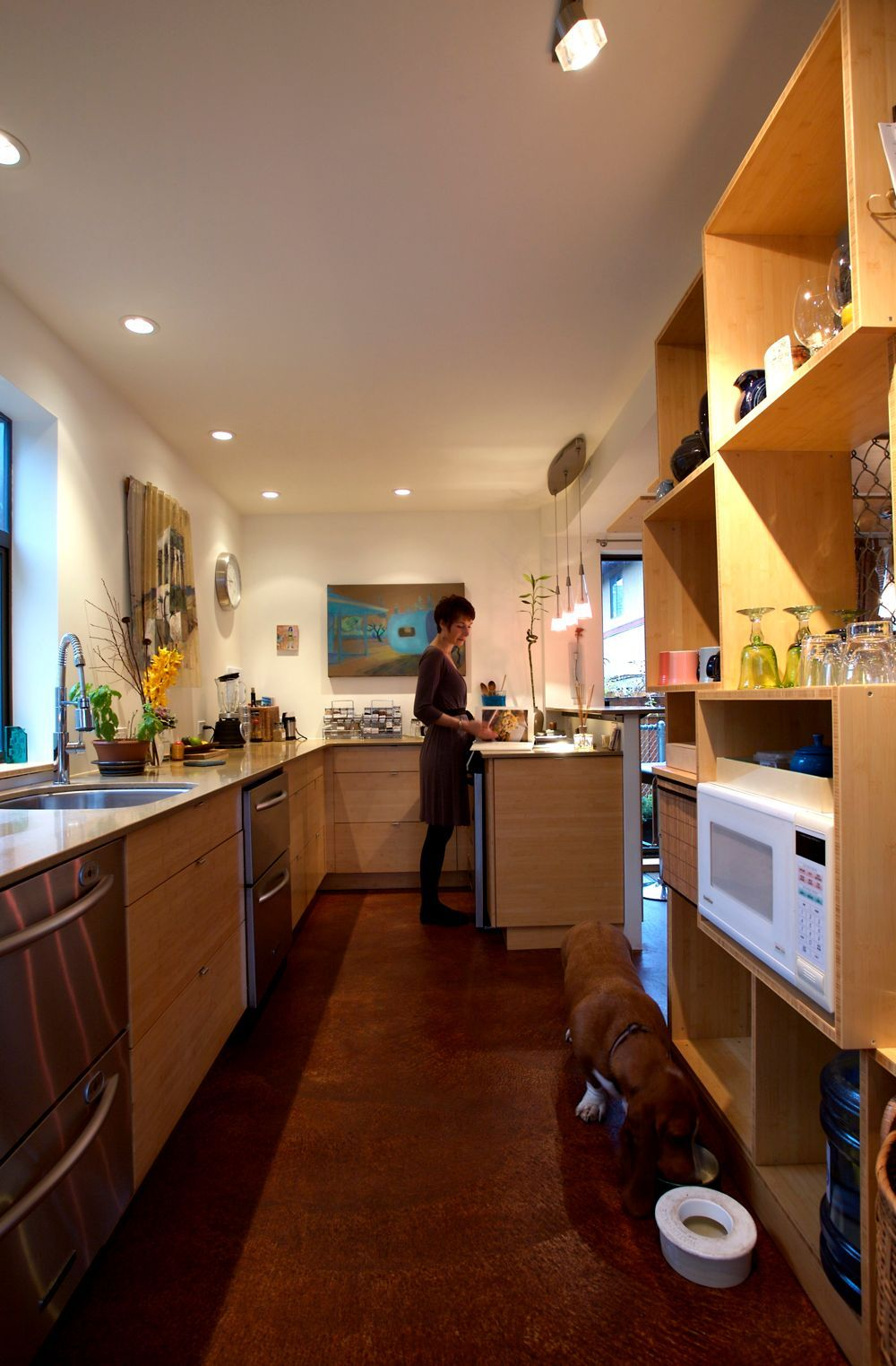 Container Home Kitchen. Enthusiasm