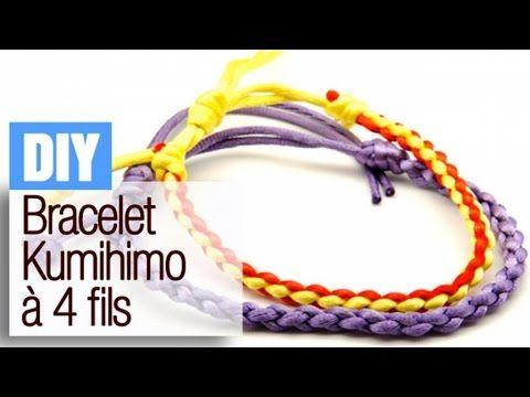Achat bracelet kumihimo