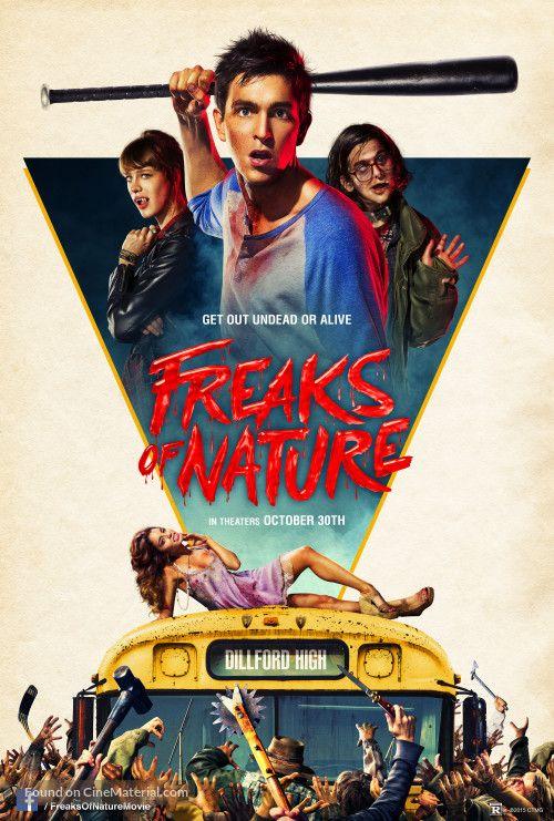 Freaks Of Nature Movie Poster Free Movies Online Full Movies Online Free Movies Online