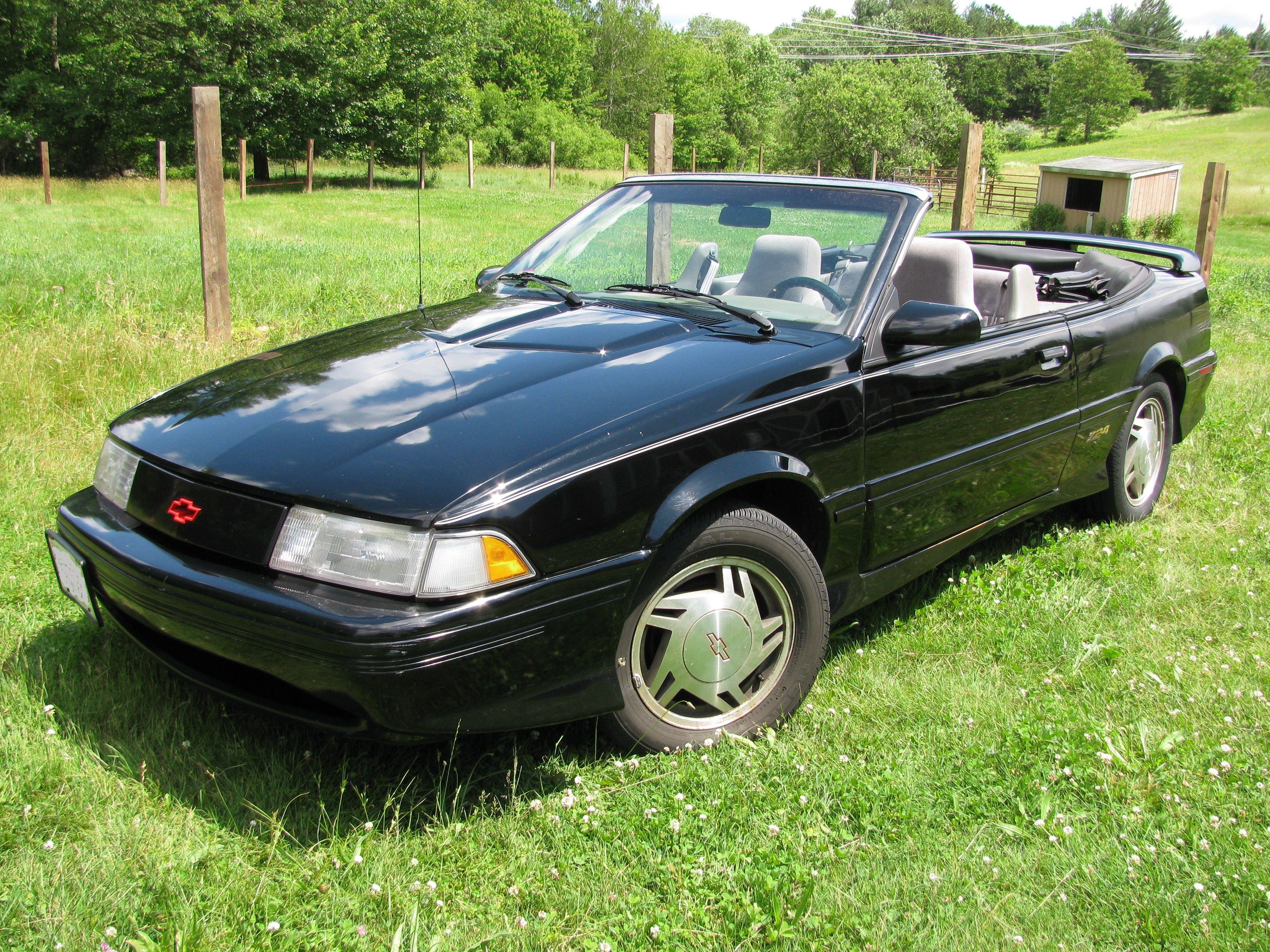 1994 Chevrolet Cavalier Z24 Convertible Cavalier Convertible Autos