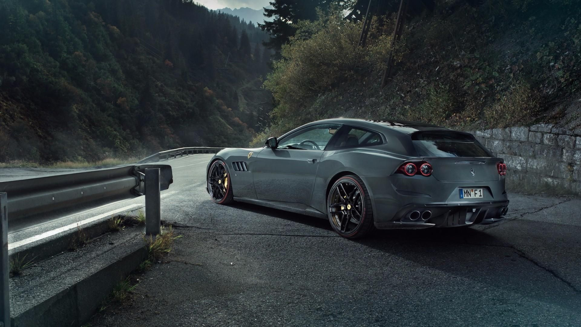 Ferrari Gtc4lusso T Wallpaper Full Hd P2m Cars Desktop Hd