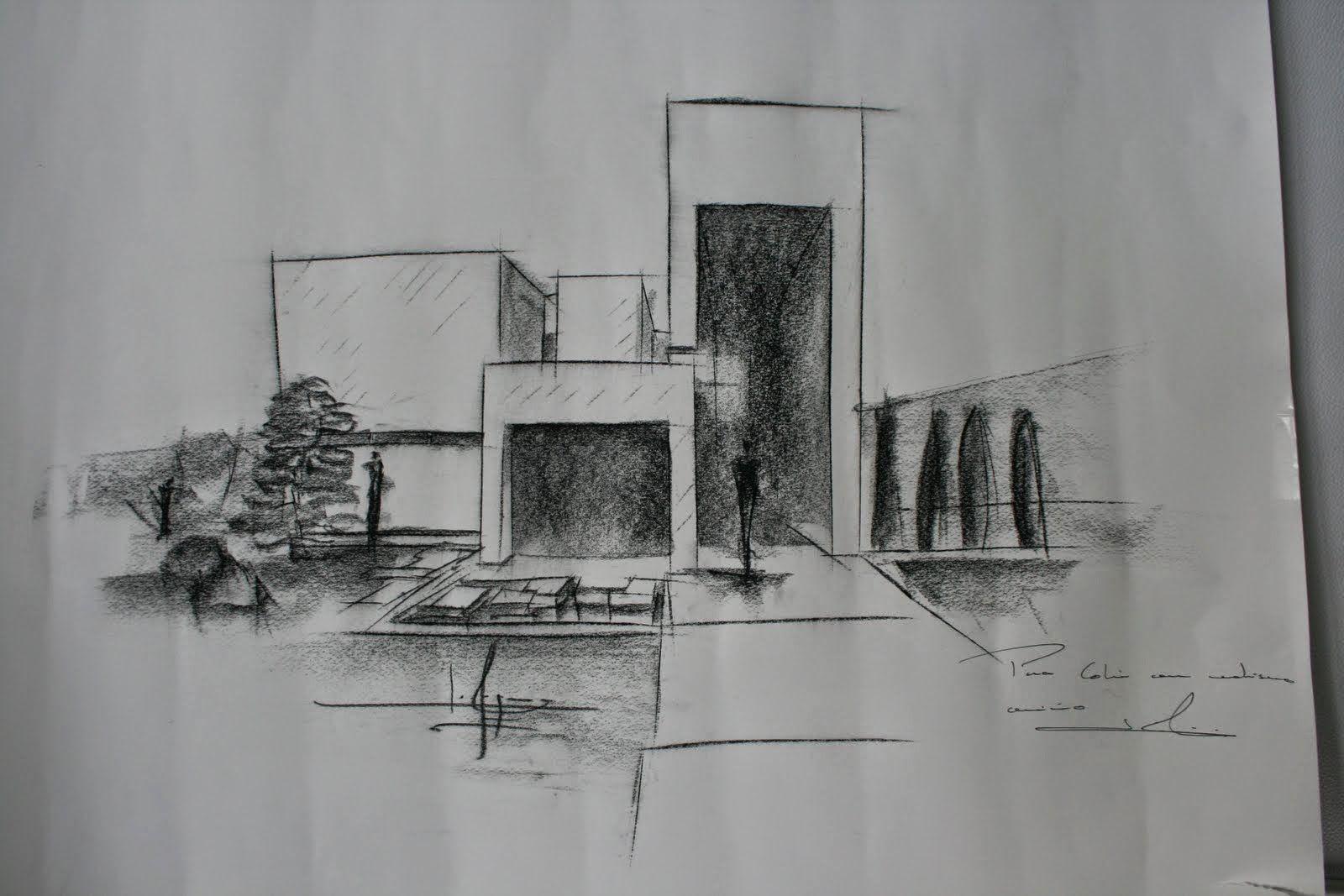 REVISTA DIGITAL APUNTES DE ARQUITECTURA: Bocetos a mano alzada, plazas y  calles de la Ciudad | Dibujo de arquitectura, Bocetos arquitectura, Diseño  arquitectonico