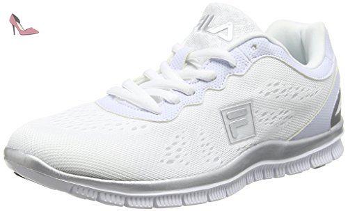 Blanc Femme Basses IiSneakers Metrique Fila Weißbright White EDHIe92WYb