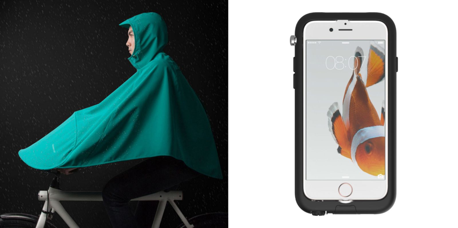 Stay dry through April Showers and beyond with these waterproof products