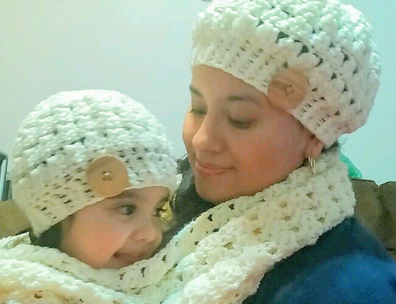 Gorro en crochet(ganchillo) para niña o mujer paso a paso - YouTube ... c726b3ba8ee