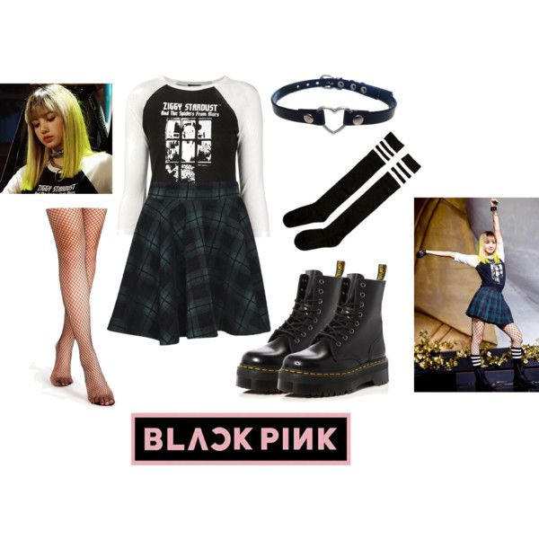 Blackpink Outfit Ideas: Lisa From BlackPink Outfit Of The Official Video BOOMBAYAH