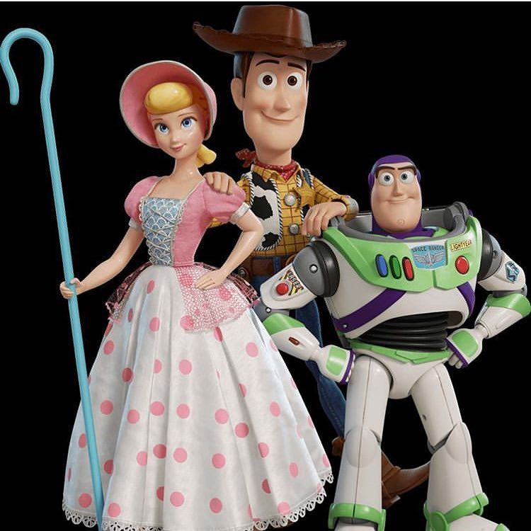Bopeep In Her Original Outfit Toystory Bopeep Toystory4 Yooying Bo Peep Toy Story Disney Toys Disney Posters