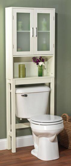 Bathroom E Saver Over Toilet