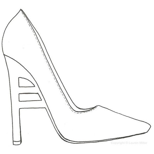 Recent Shoe Sketches Liked On Polyvore