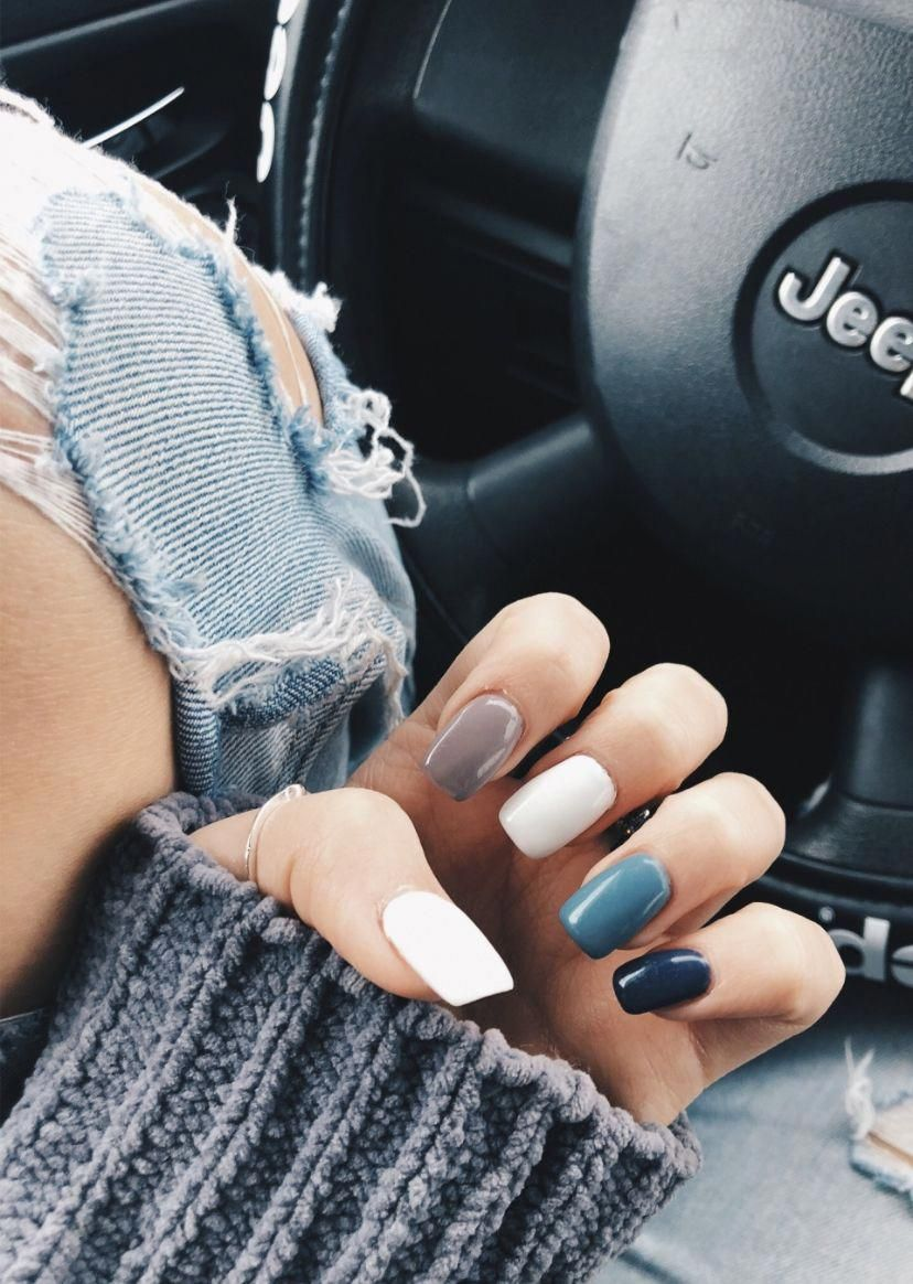 What Christmas Manicure To Choose For A Festive Mood With Images Pretty Acrylic Nails Cute Acrylic Nails Nails