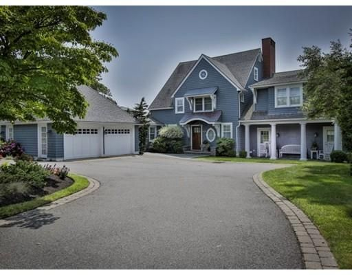 Property 279 Ocean Avenue Marblehead Ma 01945 Mls 71805495 Perched High Above Its Own Private B Waterfront Property Expensive Houses Luxury Real Estate