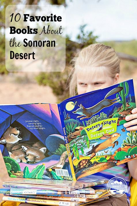 10 Favorite Books About the Sonoran Desert