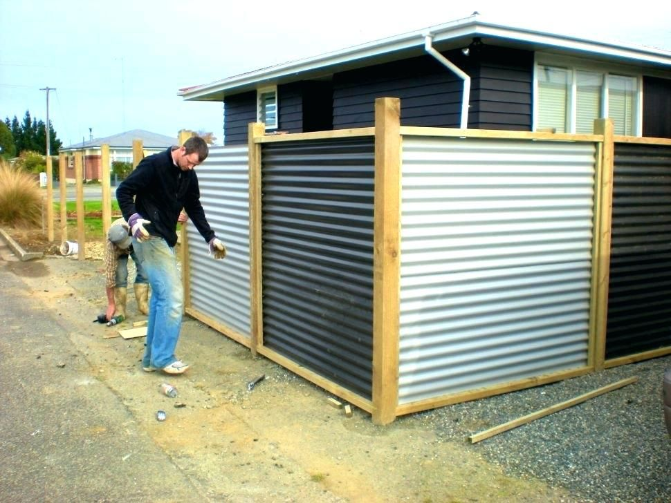 Steel Privacy Fence Panels Corrugated Metal Fence Cost Knockout Corrugated Metal Fence Panels Fence Corrugated Metal Fence Metal Fence Panels Sheet Metal Fence