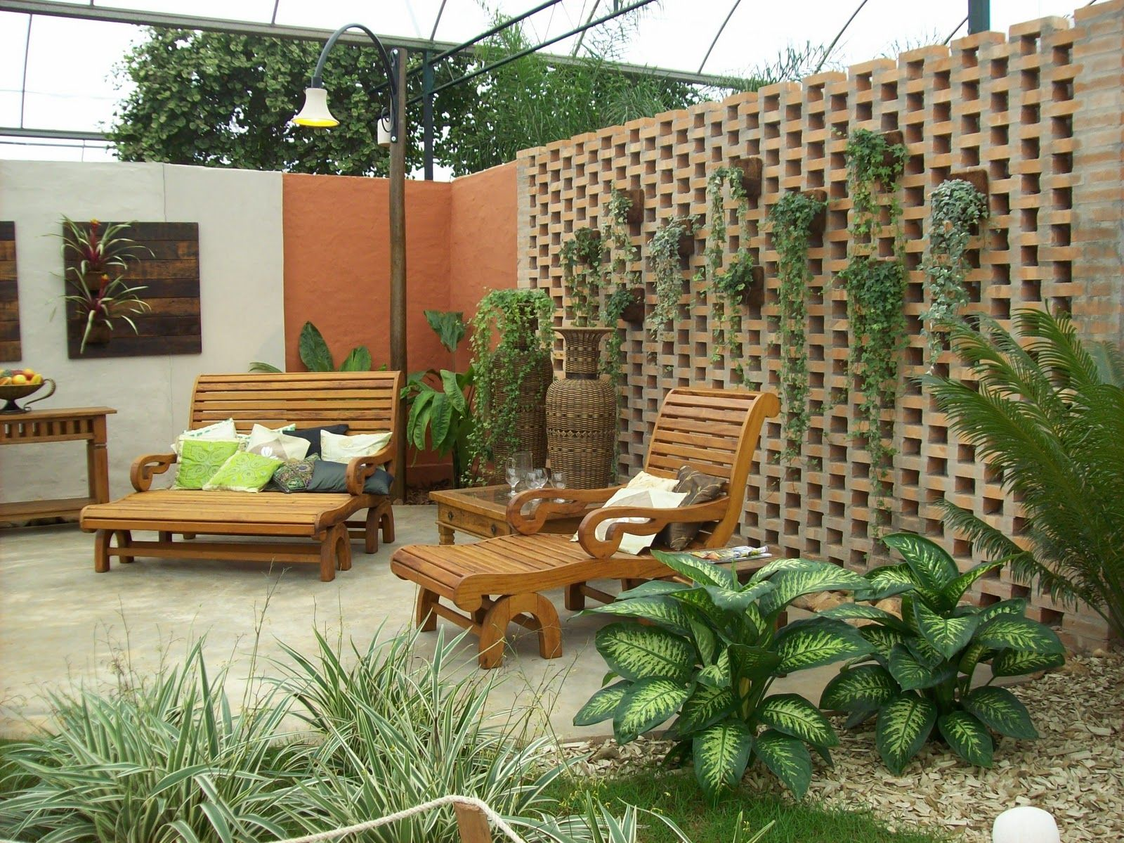 Jardins jardinagem ideas de decoracion pinterest - Jardines exteriores pequenos ...