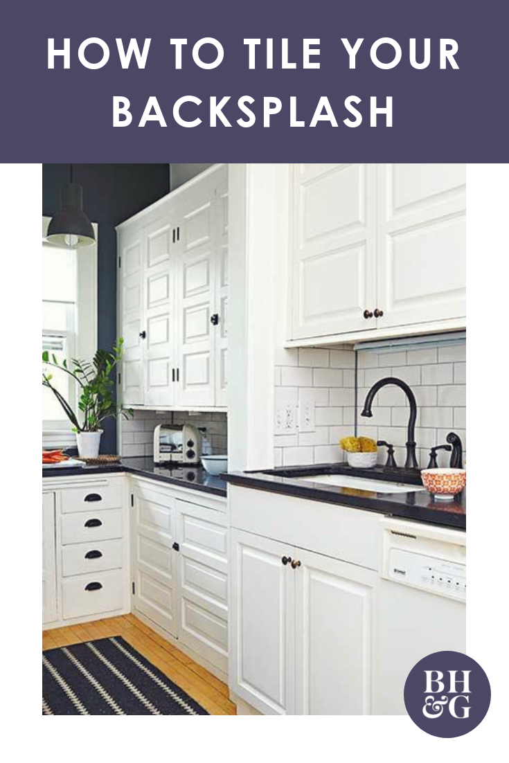 Update Your Kitchen With a New Backsplash in 2019 | Makeover