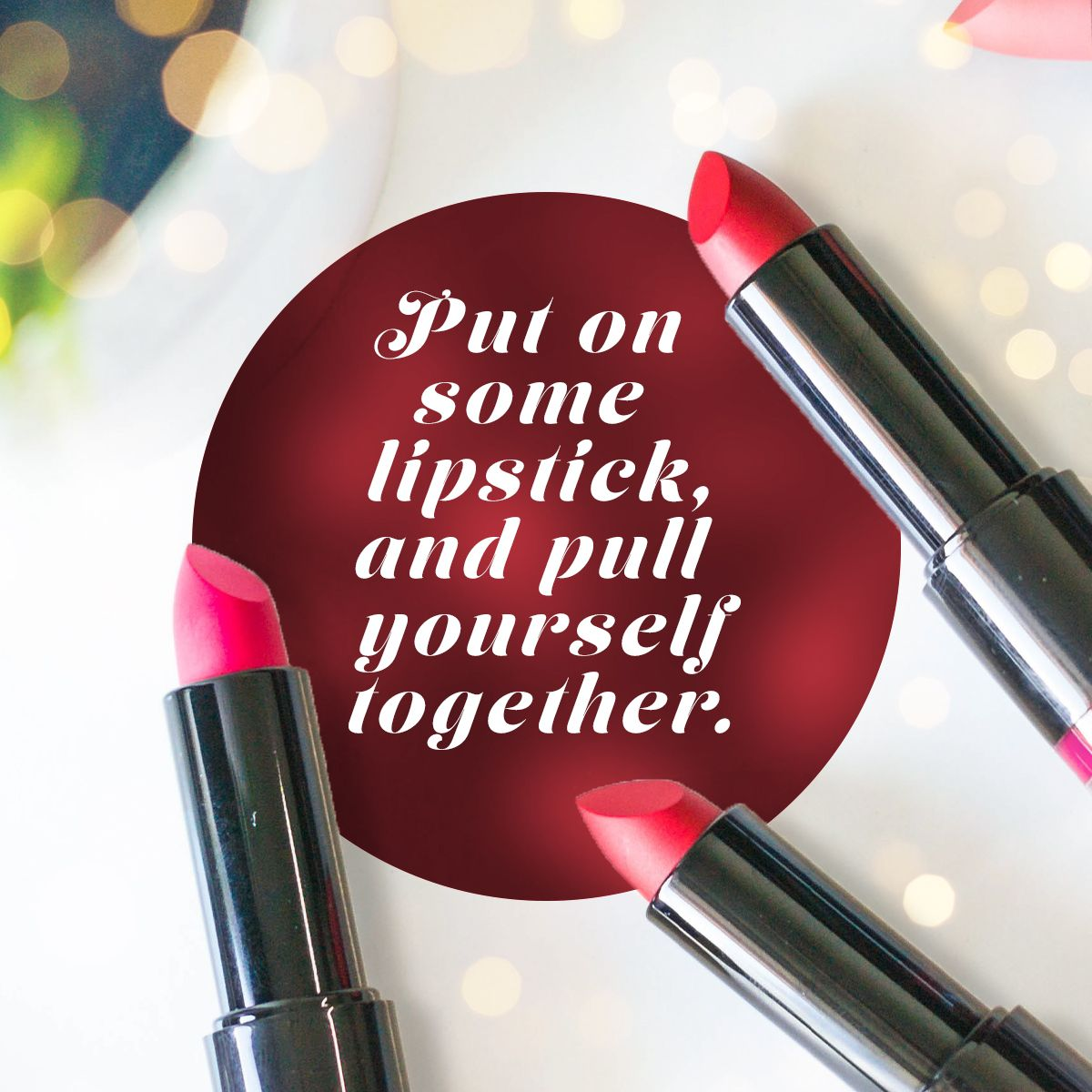 It S Hump Day Freshen Your Lipstick Under Your Mask And Let S Make It To The Weekend Https Www Youravon Com Denisekru In 2020 Make Up Collection Avon Lip Lipstick