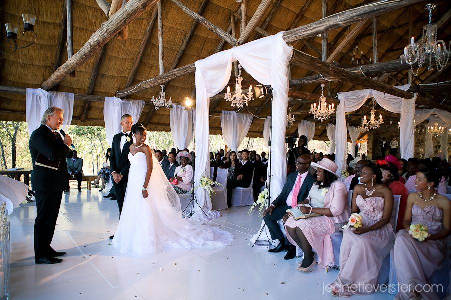 Ed and tashingas vintage style wedding at bushman rock estate in wedding dress junglespirit Choice Image
