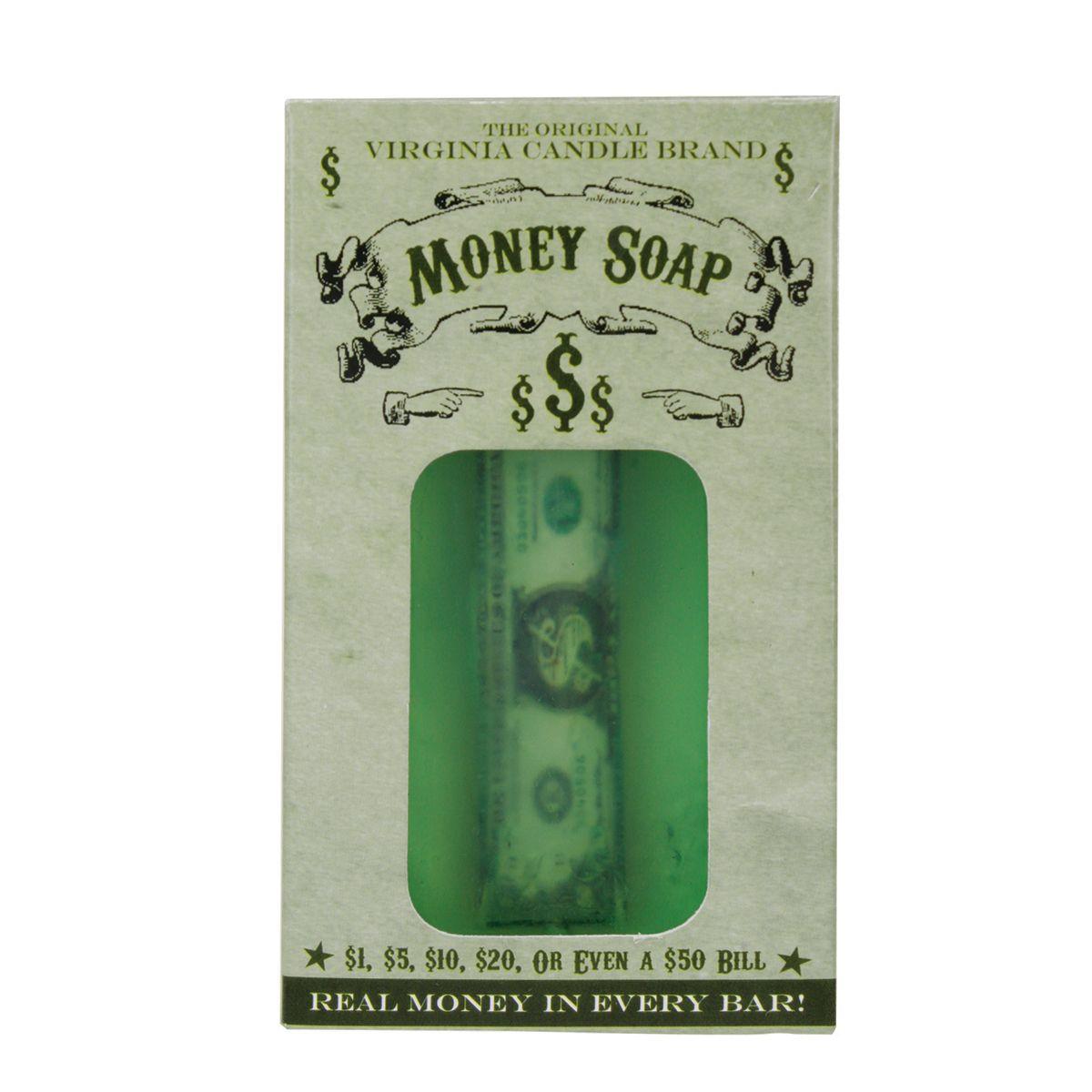 Virginia Gift Brands Money Soap