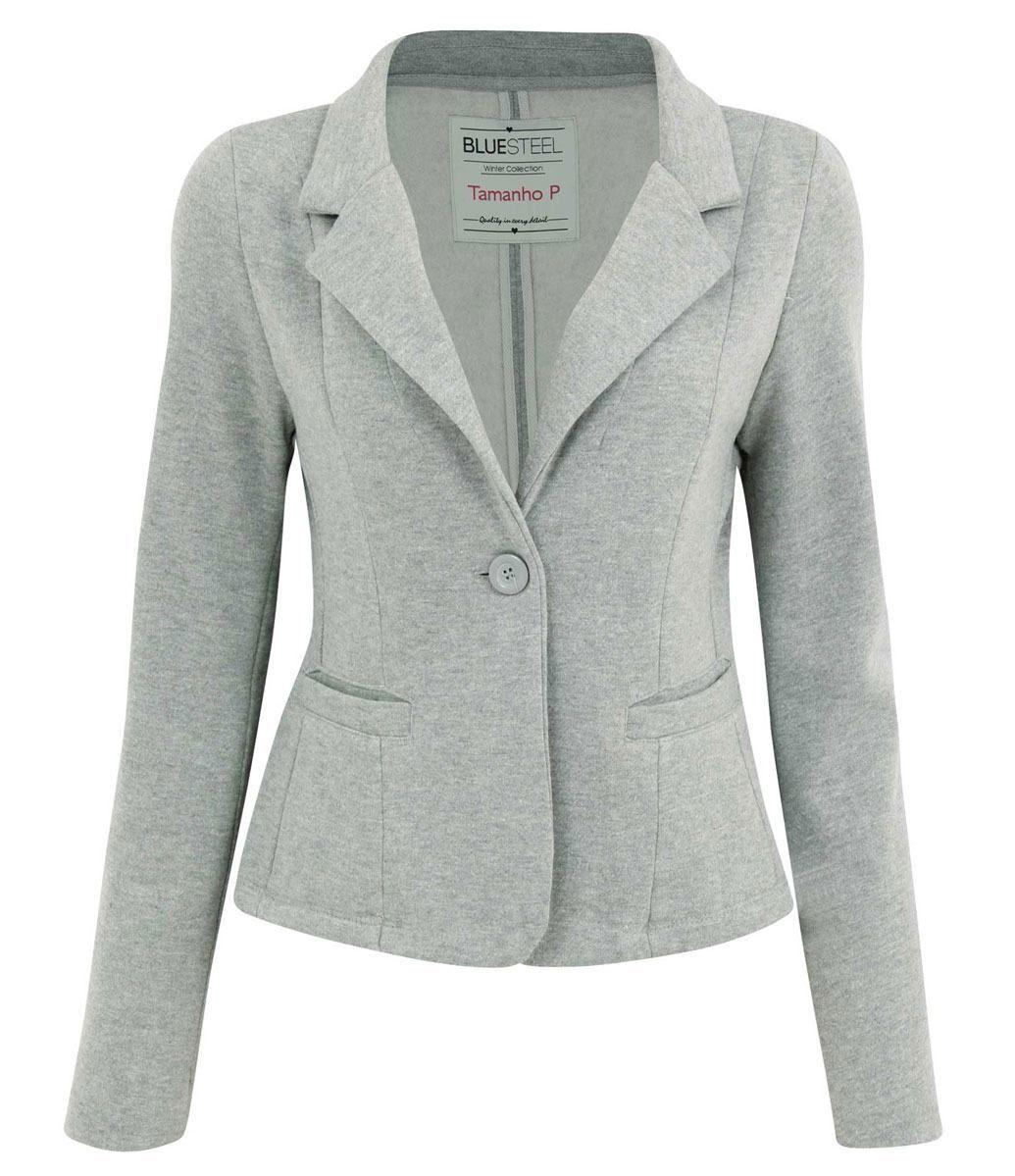 29ad96815c blazer feminino de moletom