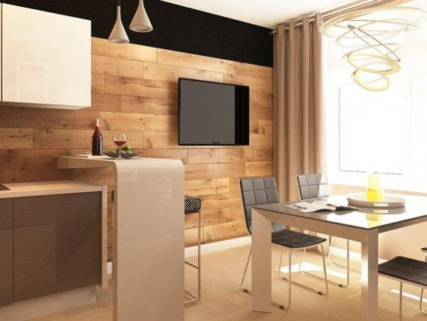 Express Yourself Use Laminate Flooring On Your Walls Home Bedroom Inspirations Bedroom Interior