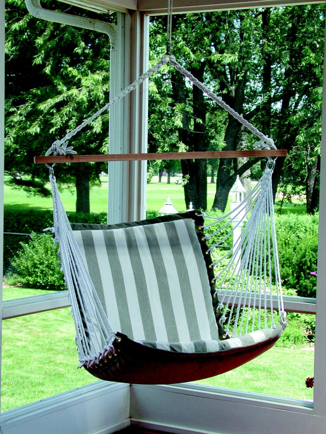 School Specialty Soft Comfort Cushion Hanging Chair 26 X 22 X 28