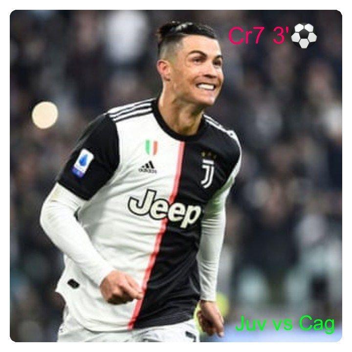 Juventus Vs Cagliari 4 0 Highlights Download Video In 2020 Juventus Cagliari Football Highlight