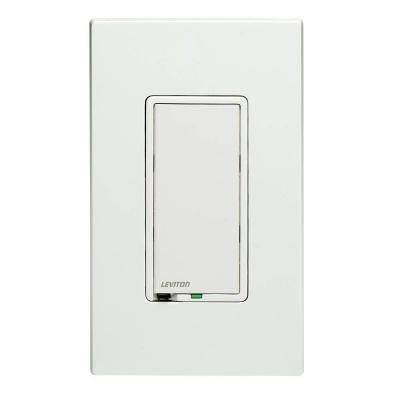 Leviton Truetouch 600 Watt Incandescent Touch Dimmer With Color Change Kits White 011 Tti06 1lz The Home Depot Incandescent Lighting Leviton Dimmer