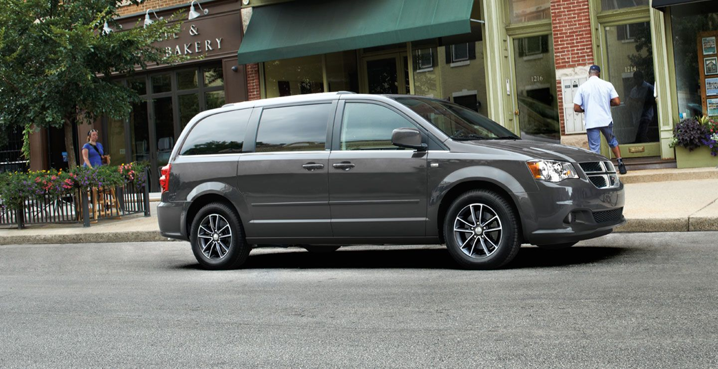 Introducing The 2014 Dodge Grand Caravan 30th Anniversary Edition
