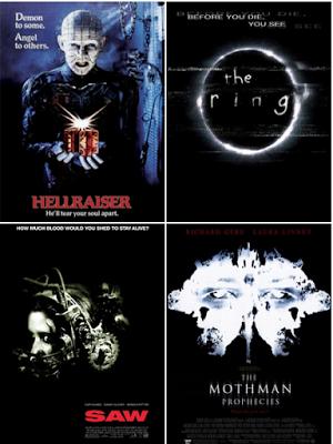 Movie Night The Ultimate Halloween Movie List