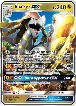 Ekaiser Gx Jeux Carte Pokemon Carte Pokemon Imprimer Carte Pokemon