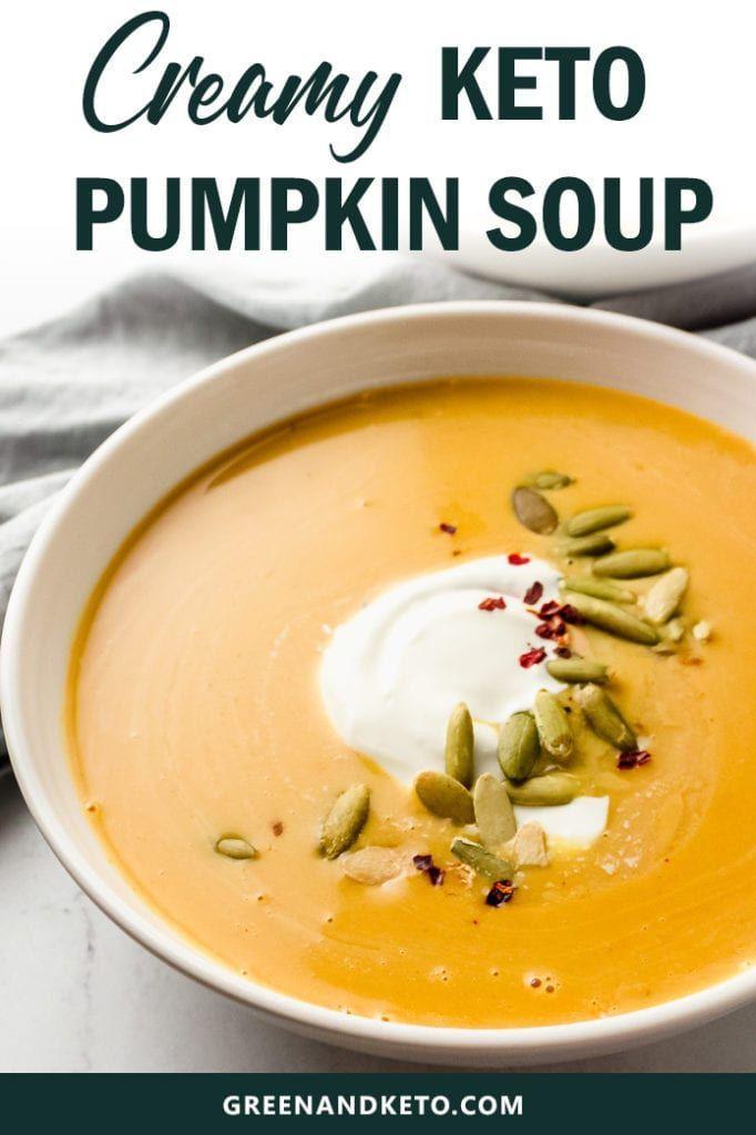 Creamy Keto Pumpkin Soup – Quick and Easy! – Çorba Tarifleri