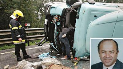 O Palhetas na Foz: Camionista que morreu no domingo no IP3 era de Mai...