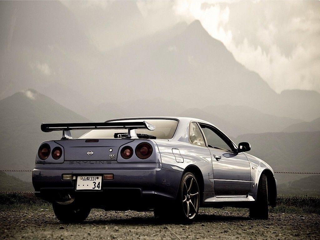 NISSAN Skyline GT R (R34)   1999, 2000, 2001, 2002   Autoevolution