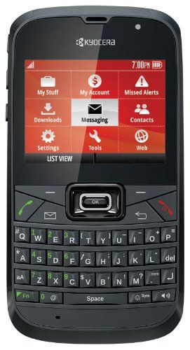 Assurance Wireless Free Phone Kyocera Brio Prepaid Phones