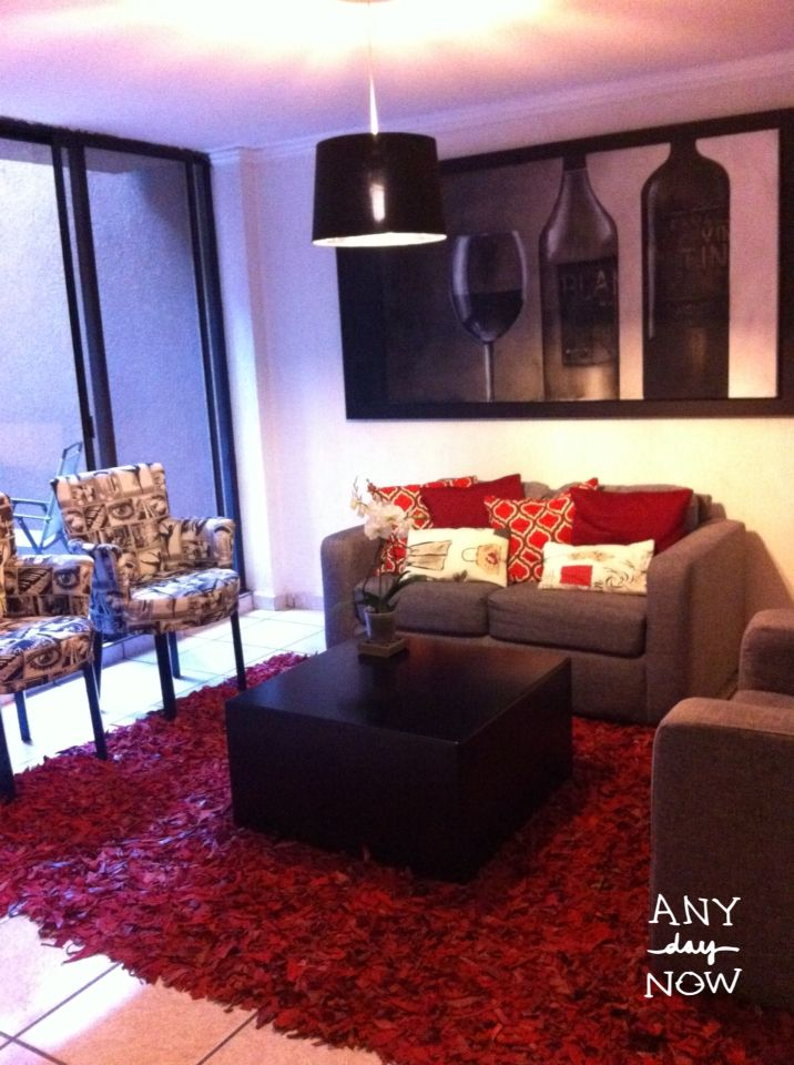 sala gris rojo vino orqu dea sillones individuales
