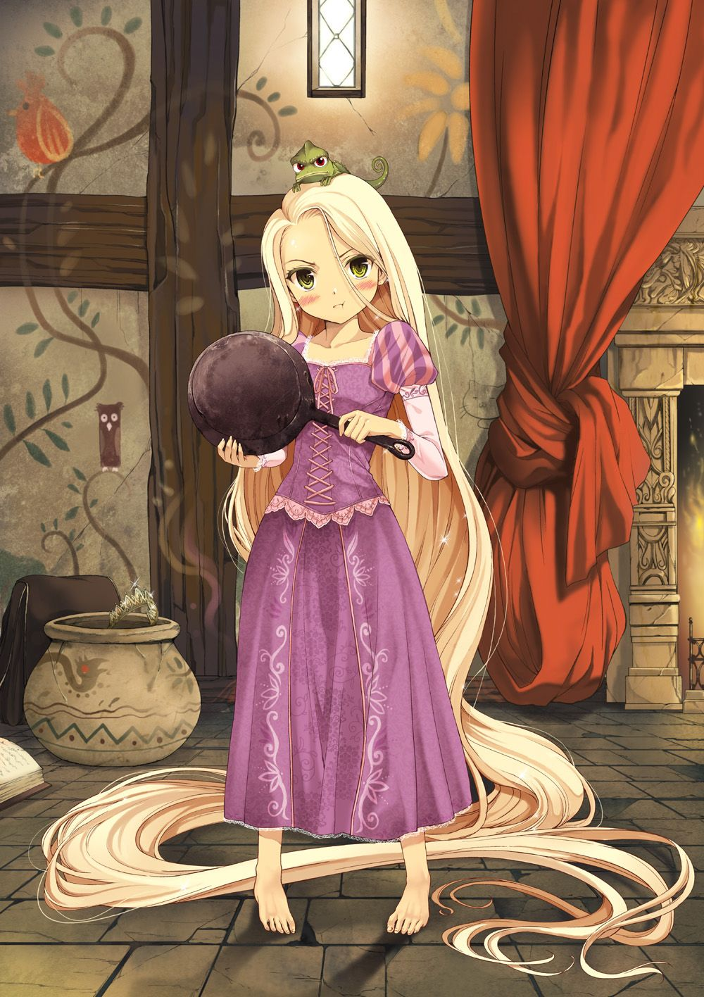 Disney cast games loirices ruivices e mais anime girl cute