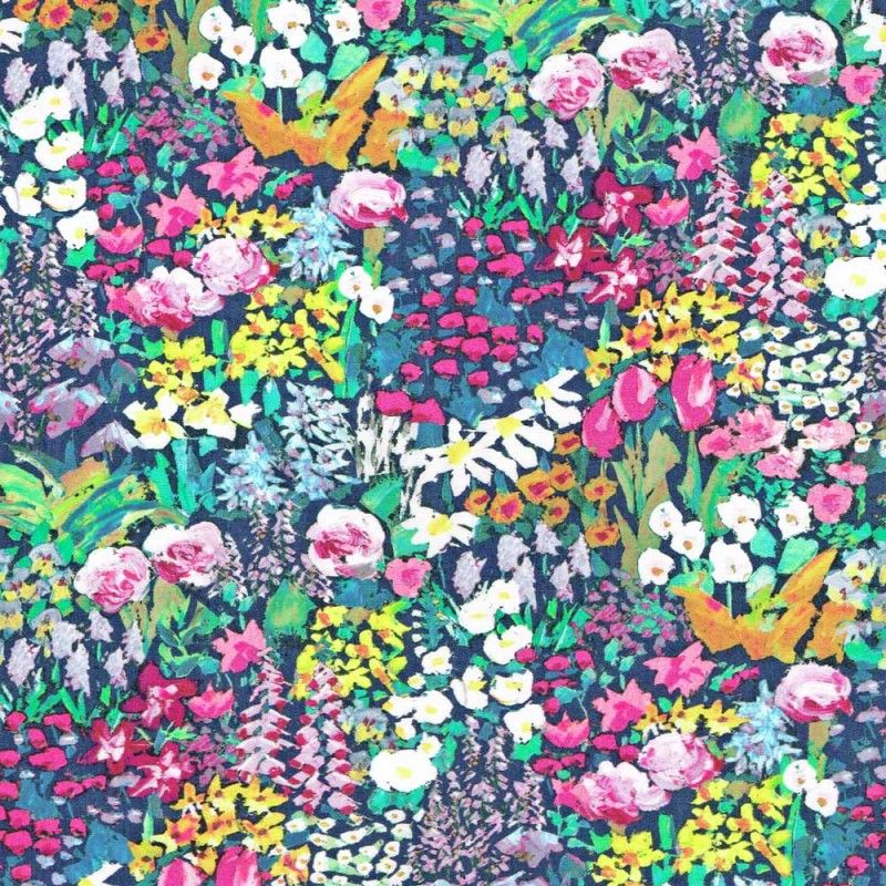 Medium Floral Archives - Alice Caroline - Liberty fabric, patterns, kits and more - Liberty of London fabric online
