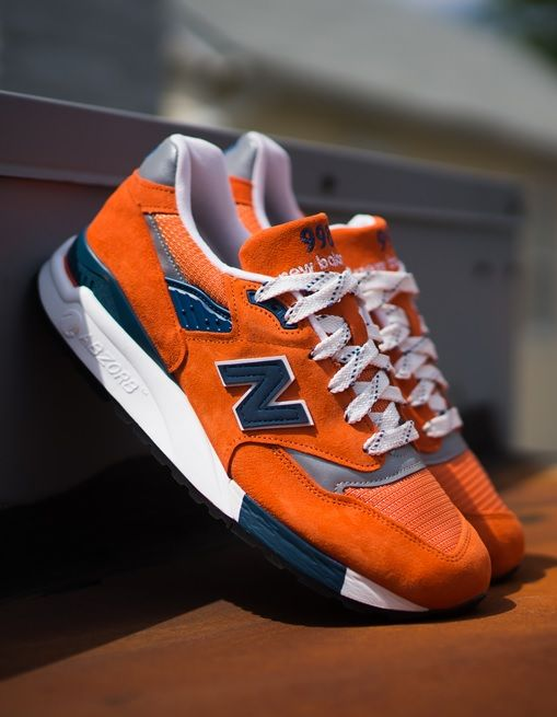 huge selection of 0d914 5639a low cost new balance 998 grey orange c4407 b3f9d