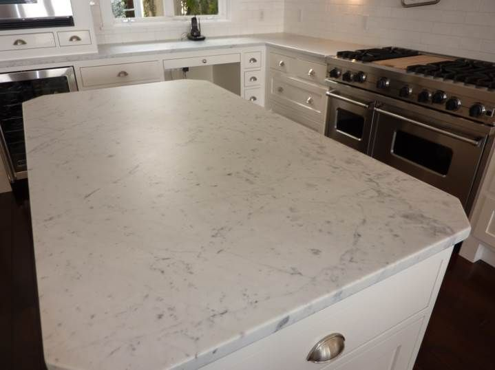kitchen countertop cost win makeover carrara marble countertops kitchens
