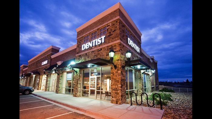 Dentist Building Exterior