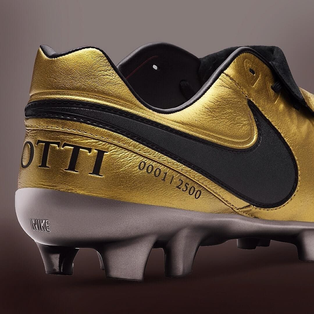reputable site d52c8 4ae2f Where does the Limited Edition Totti Tiempo rank for ...