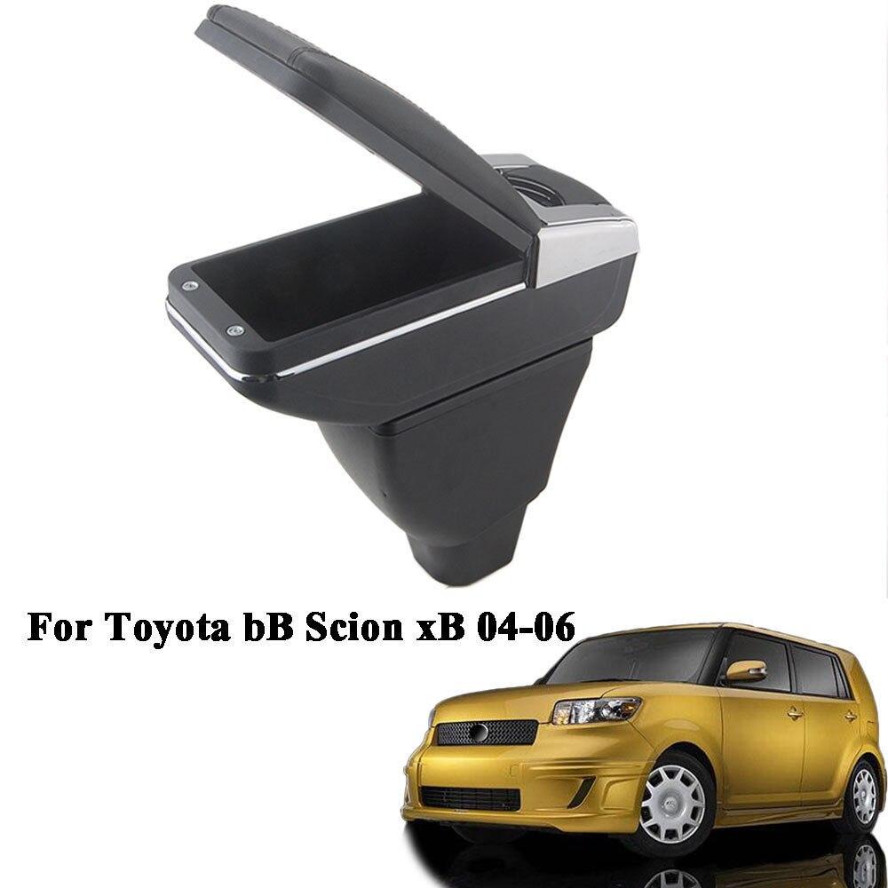 Toyota Bb Scion Xb Yaris 2004 2006 Console Armrest Storage Box Best Price Oempartscar Com Scion Xb Yaris Toyota