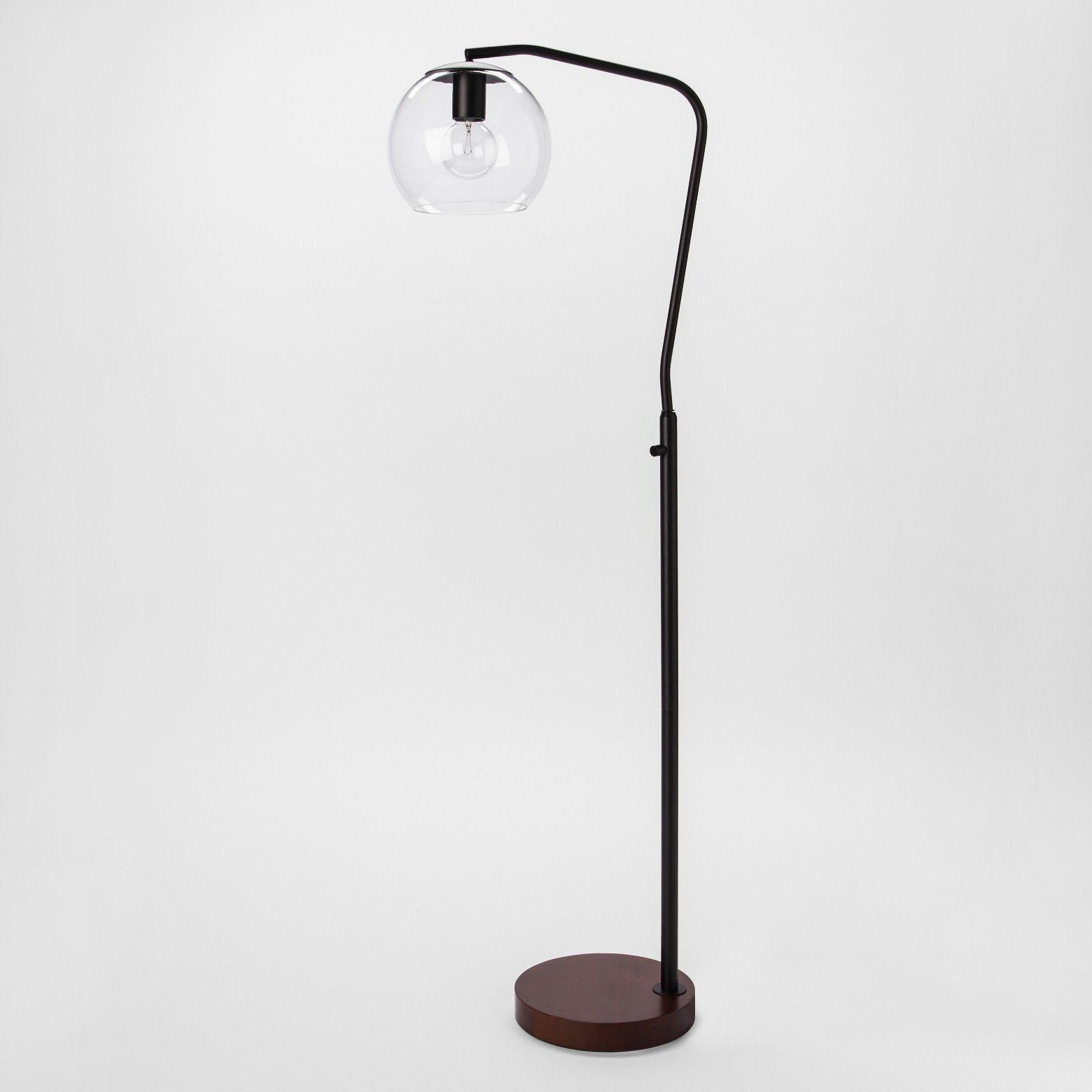 Madrot Glass Globe Floor Lamp Project 62™ Target floor