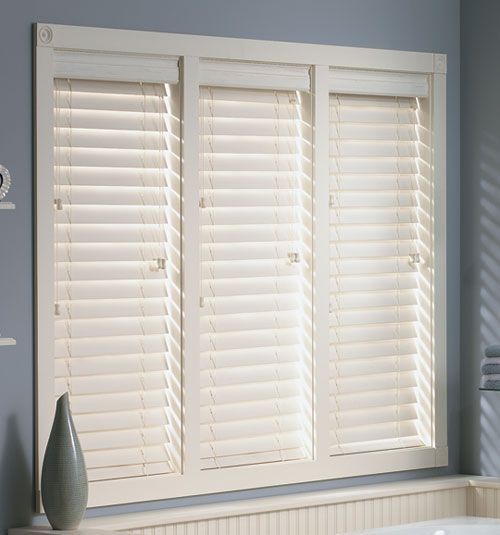 Bali 2 1 2 Faux Wood Blinds Blinds For Windows Faux Wood