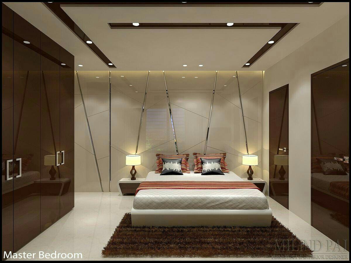 Bedroom False Ceiling Design Image By