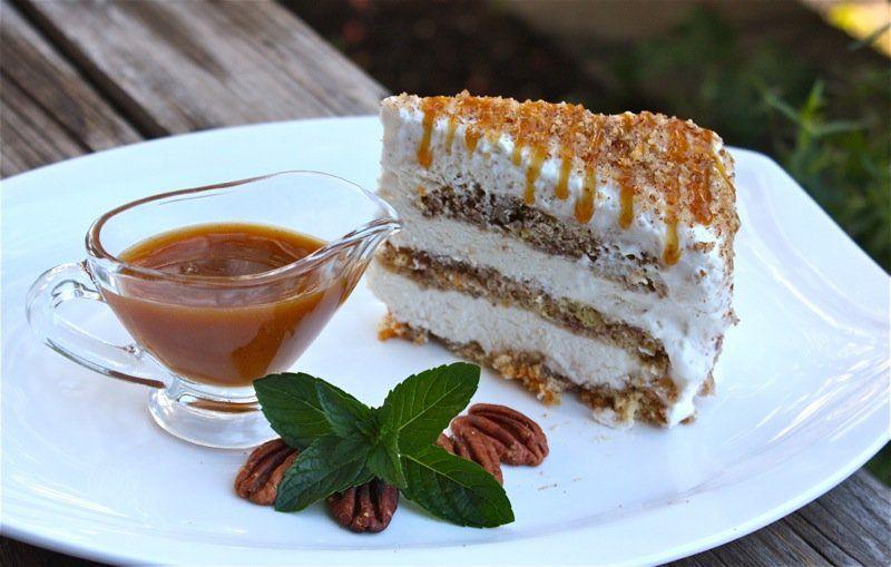The Famous Canadian Winnipeg Schmoo Cake Recipe