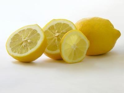 Benefits of lemon water.